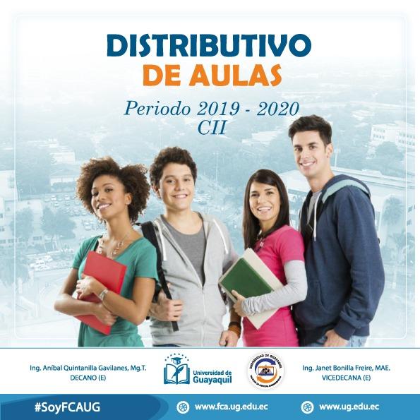 Distributivo de paralelos – Ciclo 2019 – 2020 – CII