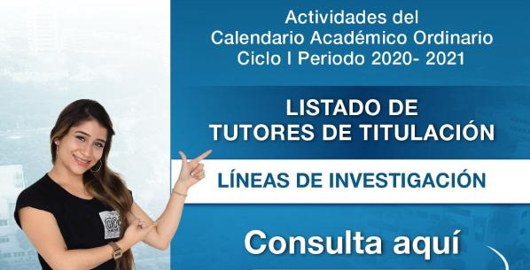 Docentes tutores habilitados para dirigir tesis. Período 2020-2021 CI